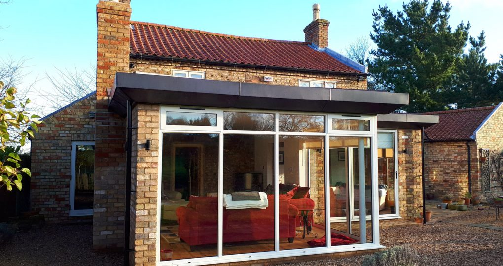 Single storey extension - Lincolnshire