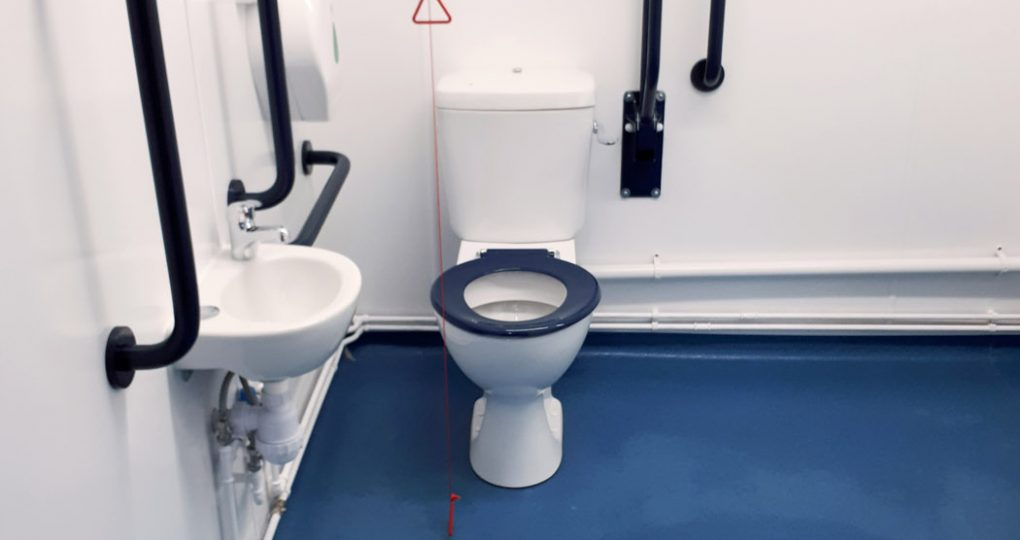New Timber Frame Toilet and Canteen Block for Polypipe