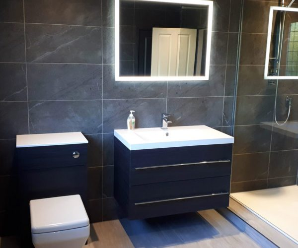 High specification Private Bathroom