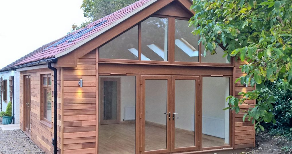Studio Extension - Louth, Lincolnshire