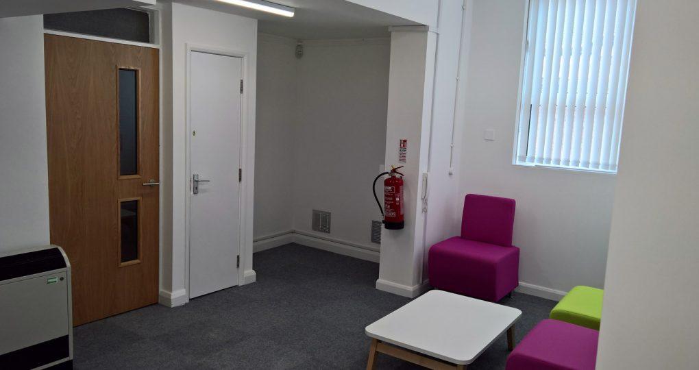 Classroom & Toilet Refurbishment for Ormiston Academy