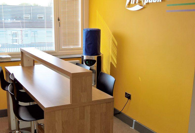 Office refurbishments - Tri-Pack