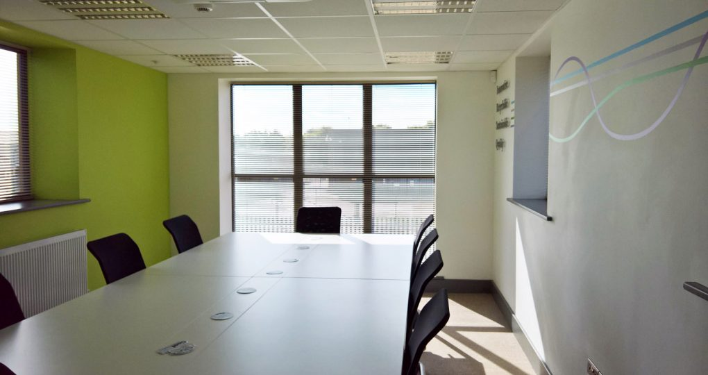 Office refurbishments - Tri-Pack Louth