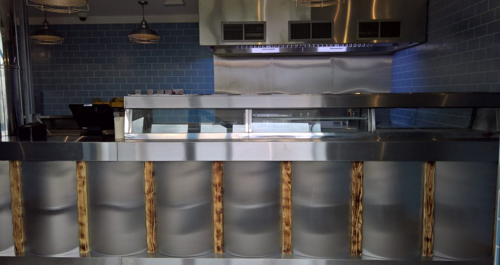 Fish & Chip Shop Refurbishment - Southview Holiday Park