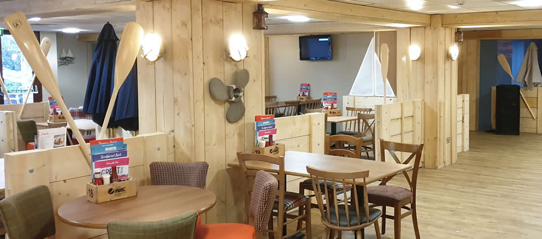 Parkdean Westbay Holiday Park Restaurant