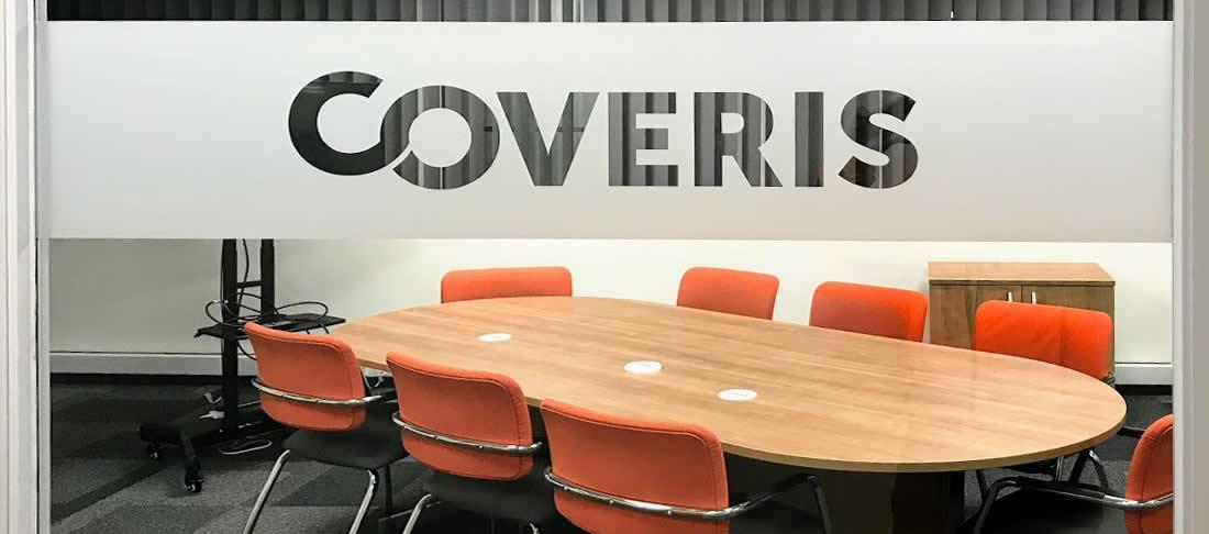Coveris Office Refurbishment