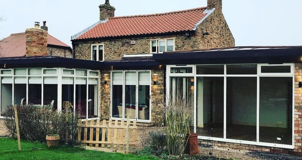 Extension Louth Lincs Phase 2 Completed